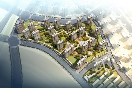 中海国际社区61 一里城-青岛--项目顾问-策划顾问